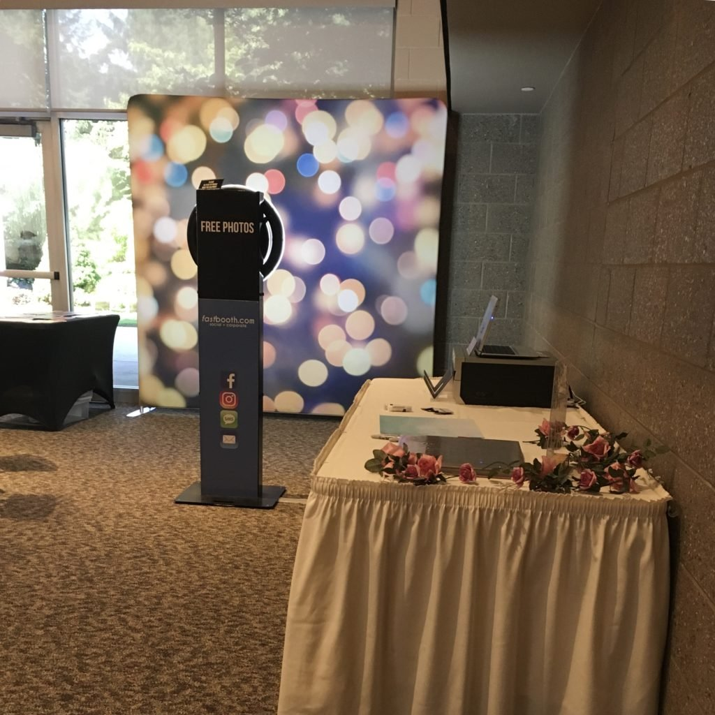 Open Photo Booth Rental
