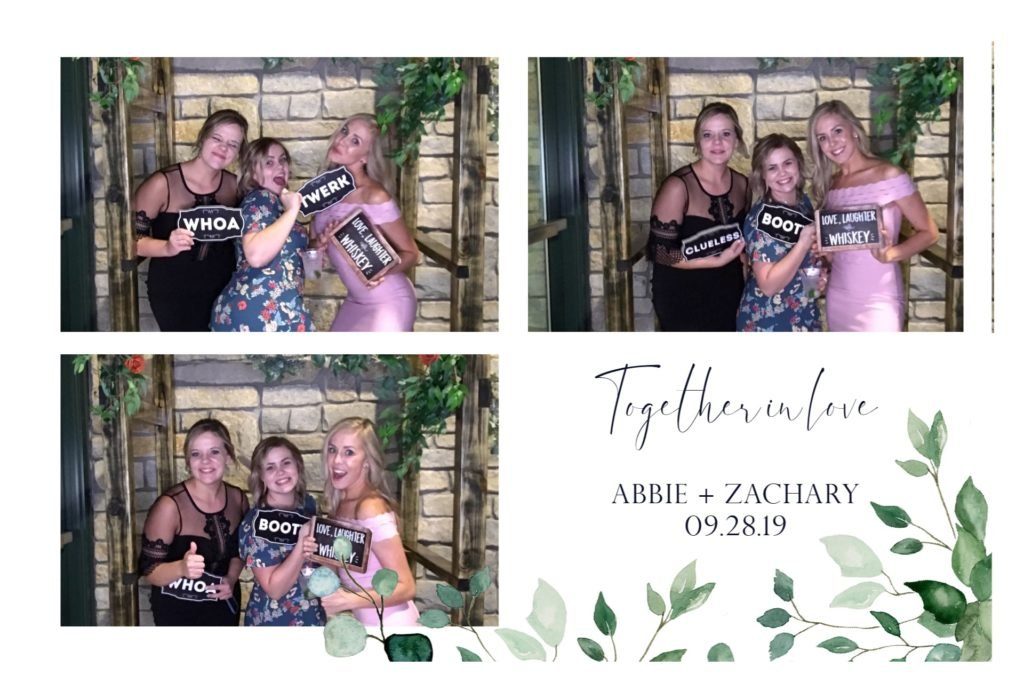4x6 photo booth design