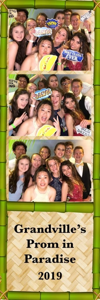 hoco photo booth